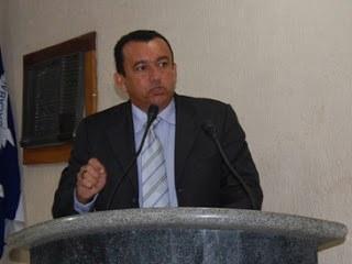 Carlos Rogério Santos Silva - 1º Secretário