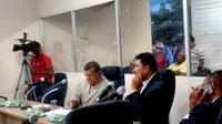 Vereadores de Bacabal discutem sobre privatização do SAAE.