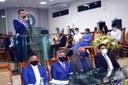 Solenidade Posse Legislatura 2021/2024, 1° de Janeiro 2021, Assembleia de Deus de Bacabal 23