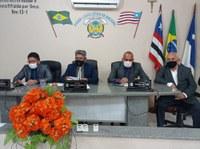 Câmara aprecia mais 08 matérias em sessão ordinária e torna Joãozinho dos Parafusos nome de rua em Bacabal