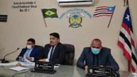Câmara aprecia mais 20 matérias em sessão ordinária e torna Erlanio Xavier Cidadão Bacabalense