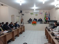 Câmara aprecia mais 44 matérias em sessão ordinária