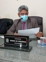 Câmara de Bacabal vota LDO, forma Comissão Representativa e sai de recesso por duas semanas