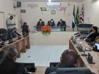 Câmara de vereadores de Bacabal ouve hoje, 05 de maio, gestores do Sistema Público de Segurança.