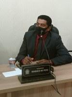 Indicação do vereador Venâncio do Peixe a Equatorial pede a troca do sistema elétrico que serve ao povoado Barreirinha, na BR-316