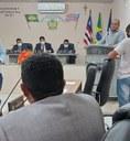 Por sugestão do vereador Venâncio do Peixe Câmara de Bacabal discute teste piloto para o censo 2022 com representante do IBGE.