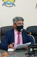 Presidente da câmara, Manuel da Concórdia, sugere ao prefeito de Bacabal, Edvan Brandão, que o município compre vacinas contra a Covid-19 de forma direta