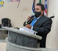 Recuperação da estrada do povoado Sapucaíba foi mais uma propositura do vereador Dedê da Tresidela, aprovada na Câmara