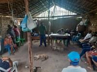 Trabalho do vereador Venâncio do Peixe garante ao Assentamento 10 Mil Réis prioridade de recadastramento em Bacabal