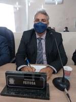 Vereador Feitosa solicita creches para Vila Almiro Paiva e Centro dos Cirilos, e asfaltamento para Alto Fogoso.
