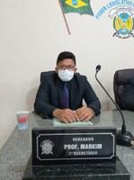 Vereador Professor Markim intercede pelas comunidades do Alto Cururupu e Centro dos Linos