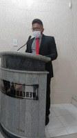 Vereador Professor Markim requer a antecipação do pagamento da 1ª parcela do 13º salário dos servidores públicos municipais de Bacabal para ainda este mês