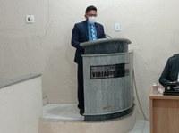 Vereador Professor Markim requer a instalação de plataforma digital de monitoramento escolar na rede municipal de ensino
