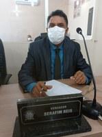 Vereador Serafim Reis tem mais 04 proposições aprovadas pelo plenário da câmara
