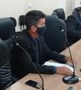 Vereador Valdivan da Bela Vista pede a recuperação da estrada e perfuração de um poço no povoado Capoeira, recuperação da estrada da Mata Ana, além da reforma do posto de táxi do Terminal Rodoviário.