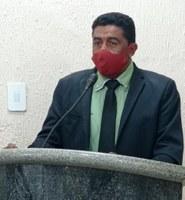 Vereador Venâncio do Peixe pede que trabalhadores dos Correios tenham prioridade no recebimento da vacina contra Covid-19