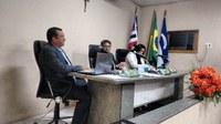 REABERTURA DOS TRABALHOS SOLENES DA CÂMARA MUNICIPAL DE BACABAL.